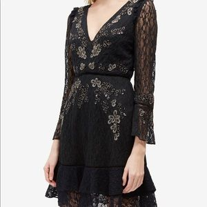 French Connect Bella Lace Dress